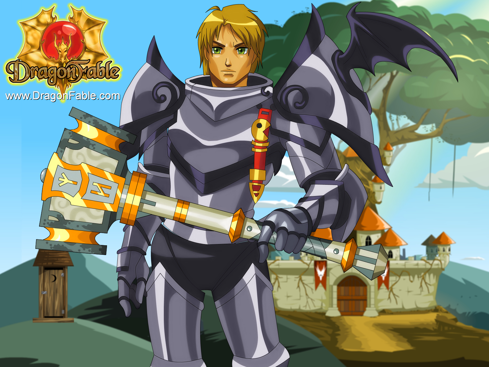 Dragonfable Wallpapers
